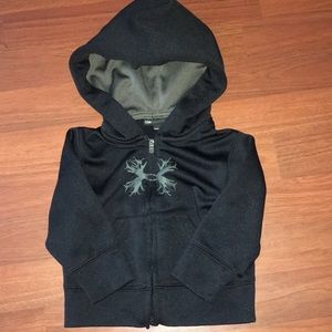 Under armour baby hoodie